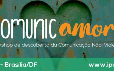 Sorteio | Workshop Comunic|AMOR