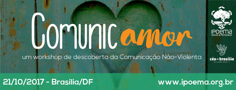 Sorteio | Workshop Comunic|AMOR