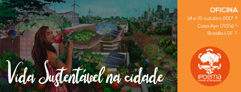 Sorteio | Oficina Vida Sustentável na Cidade
