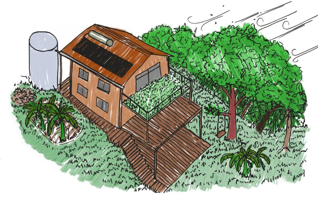 8 dicas para uma arquitetura de baixo impacto – INFOGRÁFICO